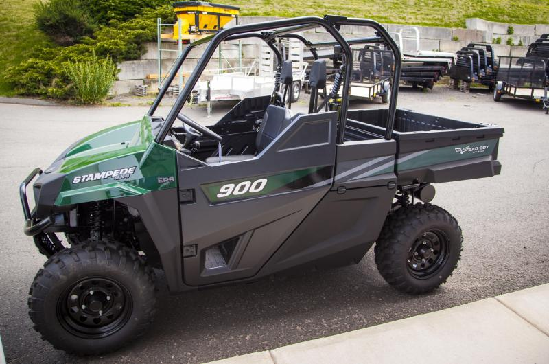 2017 Bad Boy Stampede 900 Eps Utility Side By Side Utv