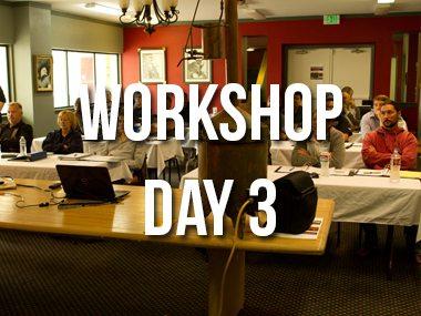 workshop day 3