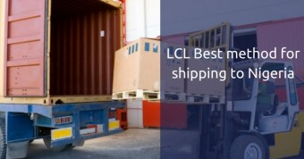 Best Method to handle Less Container Load (Groupage) shipping to Nigeria