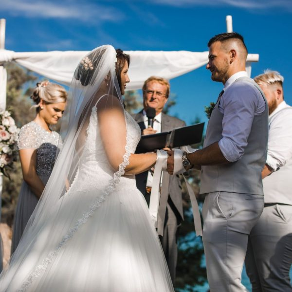 Personalise your wedding ceremony using these 4 tips