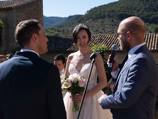 Nancy and Anton's wedding