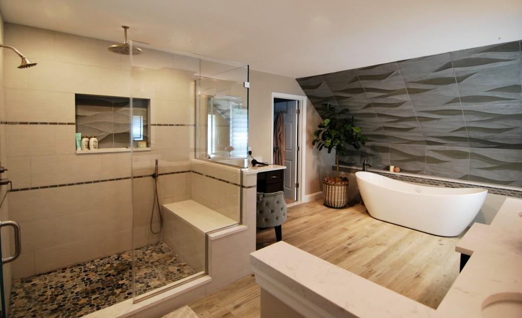 https distinctiveinteriordesigns com gallery wave tile bathroom design