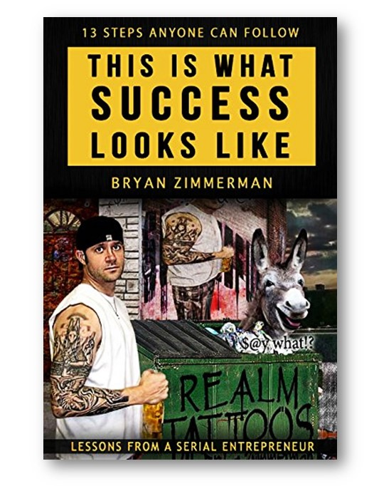 Distinct_Press_This_Is_What_Success_Looks_Like_Bryan_Zimmerman_Business_Marketing