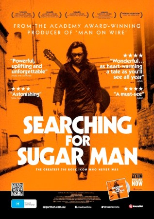 Searching for sugar man (poster 2) Distinta Mirada