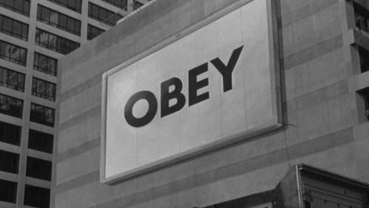 obey-they