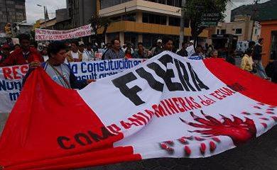 Responsabilidad social de la minería canadiense en América Latina, ¿responsabilidad de quién, ante quién?