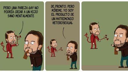 Latinoamerican Splendor 1 (Tira cómica)
