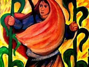 Mujeres cooperando: la lucha colectiva por la tierra y la vivienda