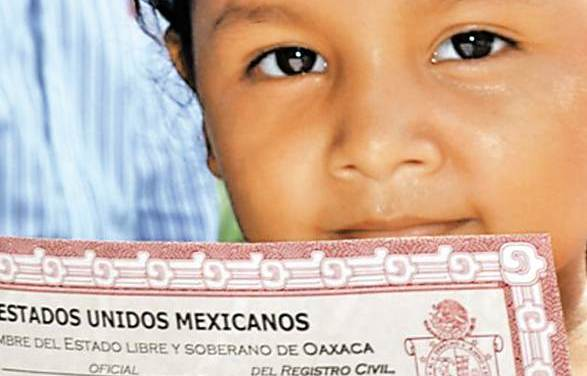 México: Niños sin identidad, la tragedia de no existir.