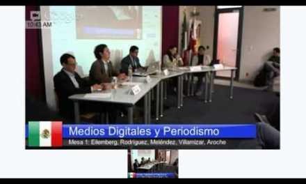 1er Foro Latinoamericano de Medios Digitales y Periodismo