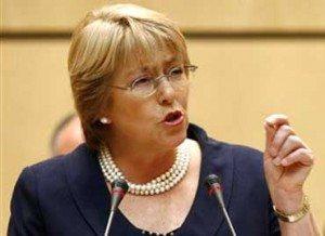 Michelle Bachelet: ¿avances  o retrocesos en materia de género?