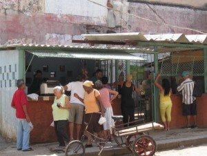 El mercado negro en Cuba