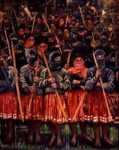 Una mirada sobre la participación política de las mujeres indígenas en el movimiento zapatista