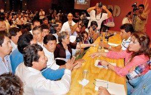 Fracciones y prácticas informales. El caso del Partido de la Revolución Democrática (PRD) en México