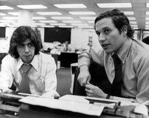 Sobre Woodward y Bernstein (Crónica desde Argentina)