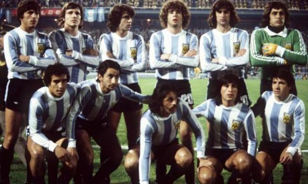 Argentina 78: el año que la dictadura ganó un mundial