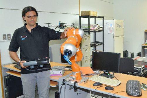 Costa Rica trabaja en el primer humanoide de América Latina