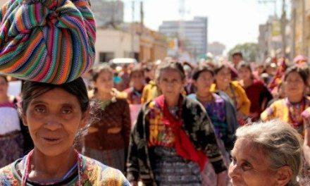 Guatemala salda una deuda con sus mujeres indígenas