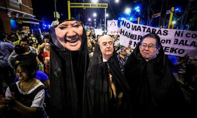 Perú: repudian candidatura de Keiko Fujimori, a 24 años del golpe que dio su padre