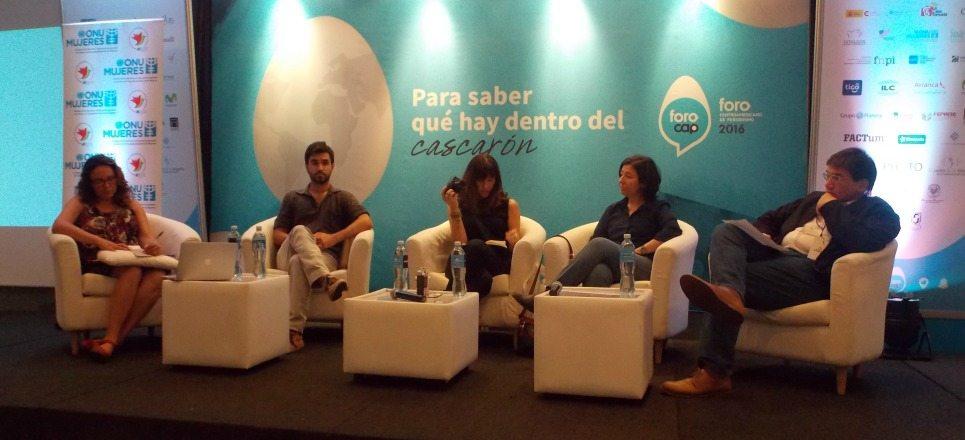 Desigualdad hacia mujeres: el tema controversial del ForoCAP