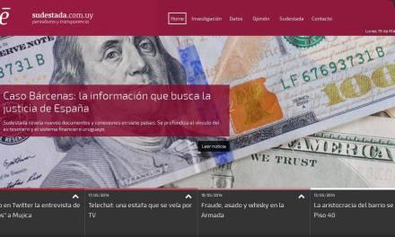 Sudestada: Pioneros en periodismo de datos en Uruguay