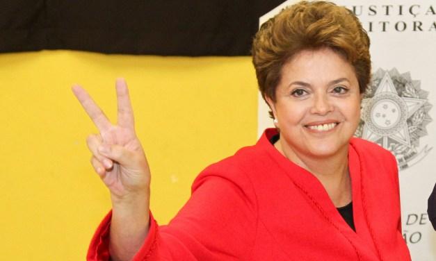 La exitosa campaña de crowdfunding de Dilma Rousseff
