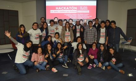 Perú: Hackatón y periodismo de datos contra la violencia hacia la mujer
