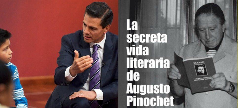 Peña, Pinochet y el plagio: pereza, desfachatez e impunidad