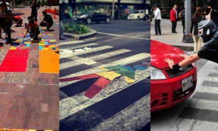 5 organizaciones y personajes que son héroes peatonales en América Latina