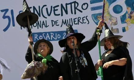 31 Encuentro Nacional de Mujeres Argentina: feminismo y resistencia