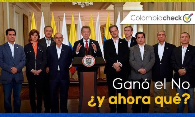 Colombiacheck: mejorar el debate público mediante la verificación del discurso