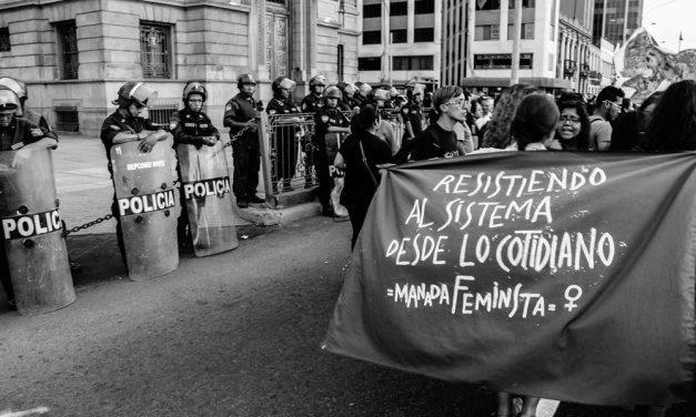 Cobertura regional 25N: Argentina, Uruguay, Bolivia y Perú