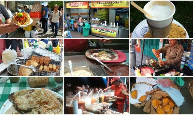 9 formas de comida callejera de América Latina