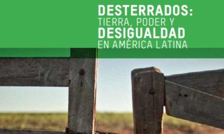 La simple repartición de tierras, una receta para el fracaso: director de Oxfam AL