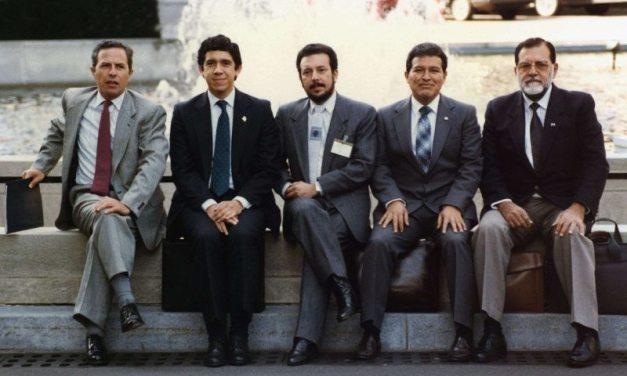 La derecha de El Salvador y su última batalla contra la memoria histórica