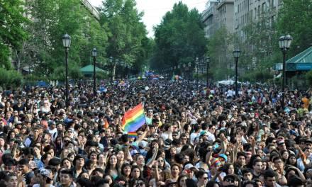 ¿Cuál es el nivel de avance de #Chile en derechos LGBTI?
