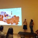 Datos, arte y cervezas: esto se presentó en el Data Art en San Salvador