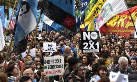 Justicia argentina beneficia a represores de la pasada dictadura militar