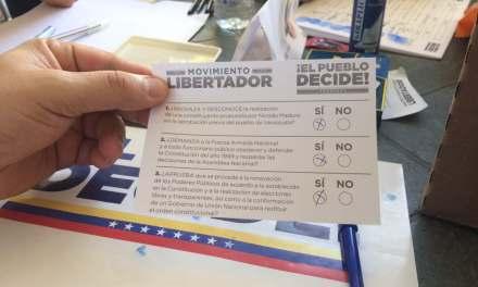 Más de 7 millones de venezolanos rechazaron la Constituyente del presidente Maduro