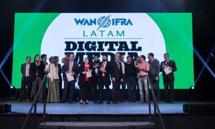 Estos son los finalistas de los premios LATAM Digital Media 2017 (Mapa interactivo)