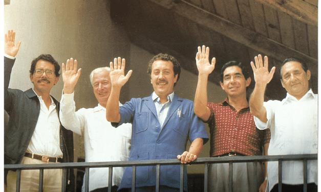 Centroamérica: identidad, vínculo y participación