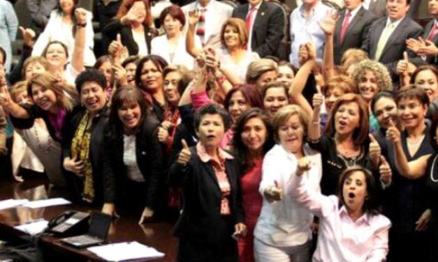 Participación política de las mujeres en Centroamérica: un reto regional y una deuda pendiente