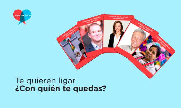 Ligue Político: el Tinder electoral prepara su relanzamiento en México