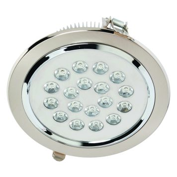 Spot LED downlight 18W rond