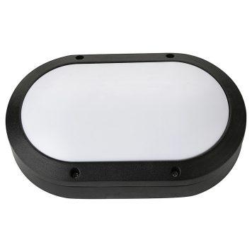 Hublot LED ovale 8W (64W) IP54 4000K