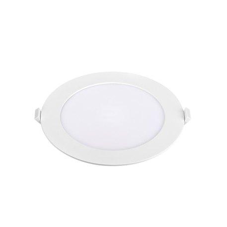 Dalle LED slim Panasonic ronde 12W 6500K Diam 170mm