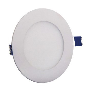 Dalle LED ronde extra plate 18W