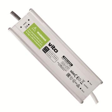 Alimentation étanche PS60 IP67 60W / 12V DC 5A