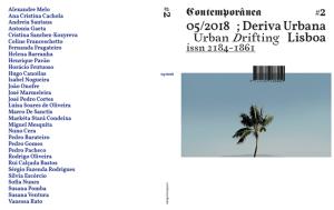 Revista Contemporânea Nº 2: Deriva Urbana Lisboa / Urban Drifting