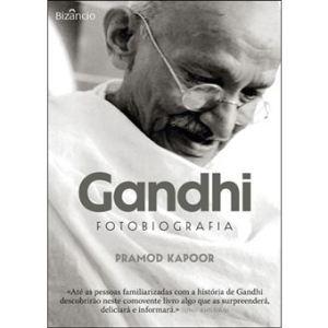Gandhi: Fotobiografia